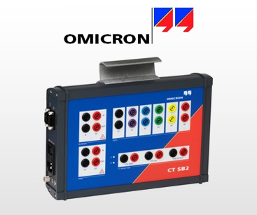 Switch box for CT Analyzer