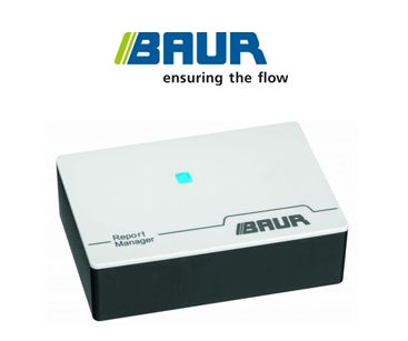 External USB interface for BAUR oil testers